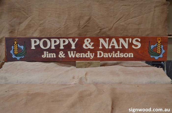 Poppy and Nan's